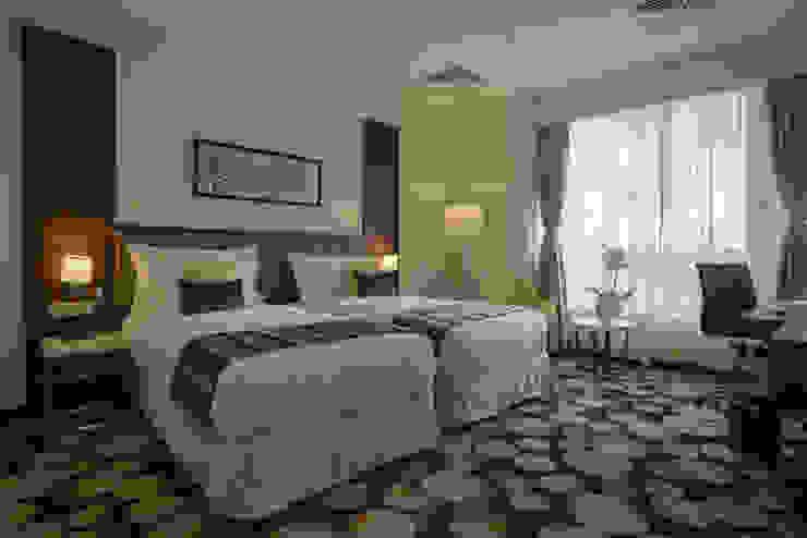 Suite at The Concord من ARK Reza Kabul Architects Pvt. Ltd. حداثي