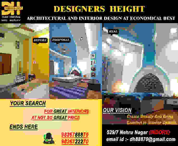 Ravi jain ji Bercha : classic  by Designers Height,Classic Plywood