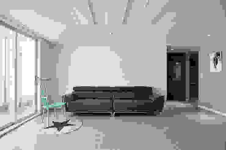 Salones de estilo moderno de JMdesign Moderno