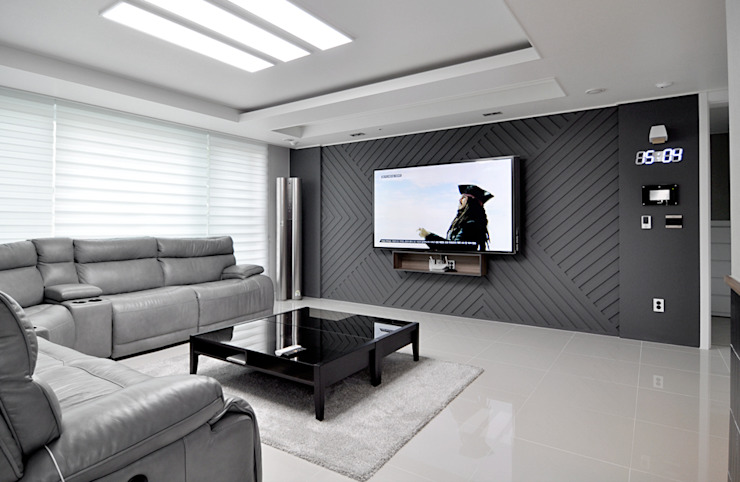 Modern living room by JMdesign Modern