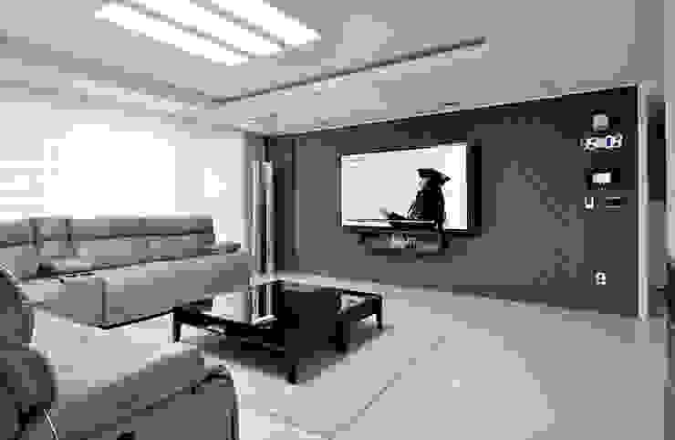 Salas modernas de JMdesign Moderno