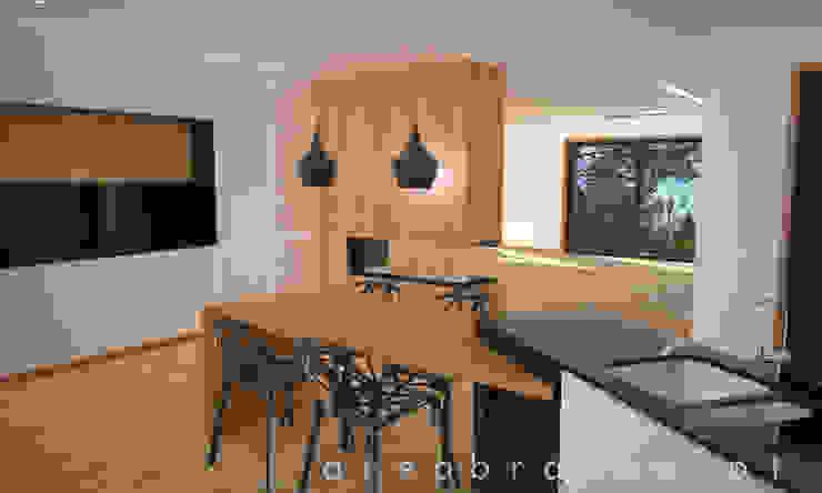 Cozinha | Kitchen Cozinhas modernas por Areabranca Moderno