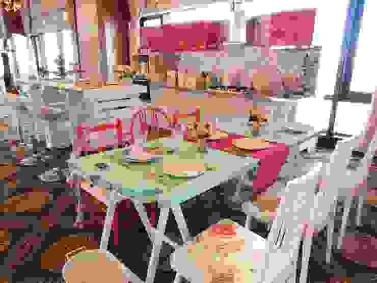 Dining room by G7 Grupo Creativo,
