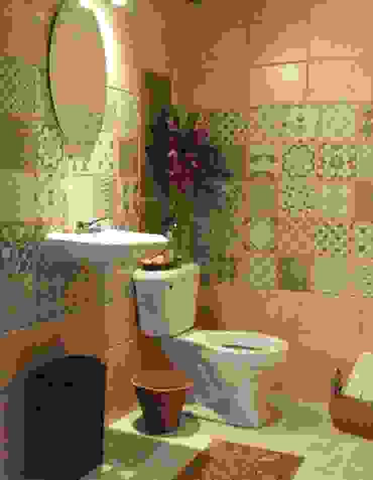 Diseño de baño estilo Vintage de Escay Soluciones