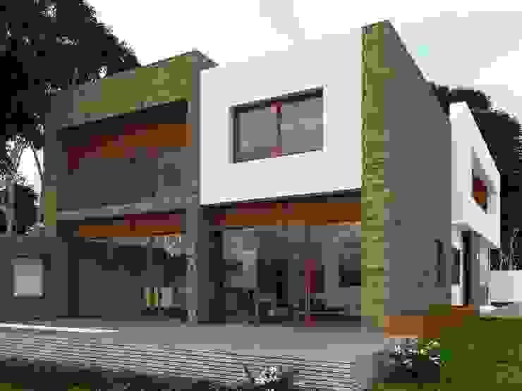 by Rodríguez + Zermeño Arquitectura y Construcción S.A. de C.V.