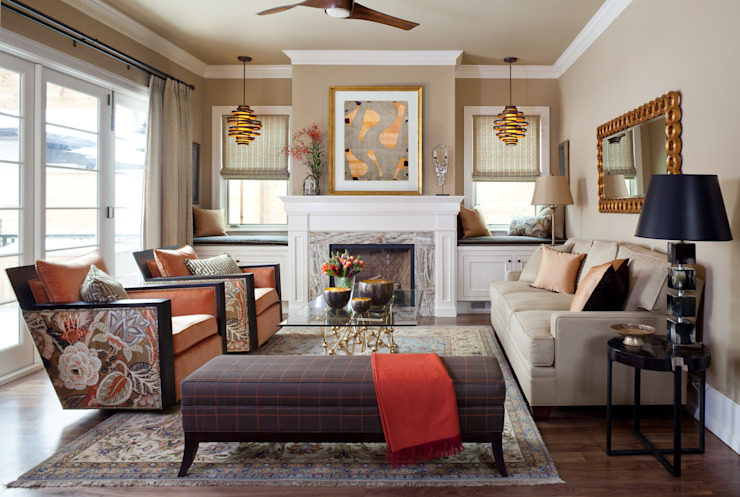 Supremely Sophisticated by Andrea Schumacher Interiors Classic