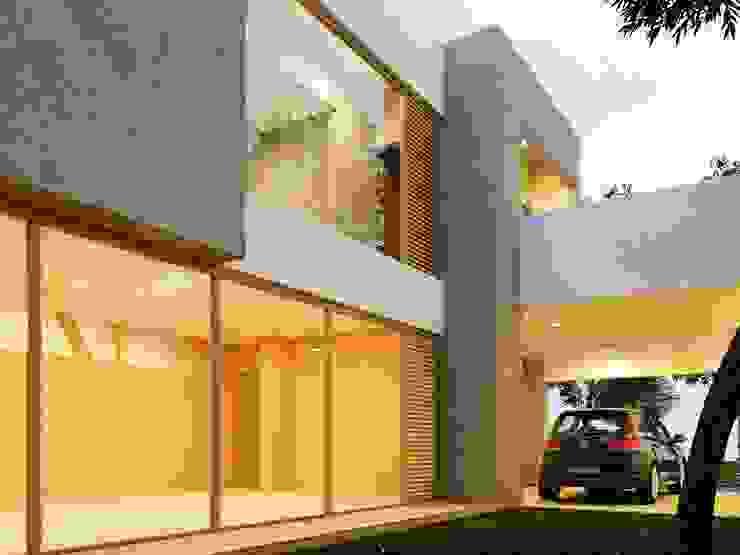 Proyecto MT de Rodríguez + Zermeño Arquitectura y Construcción S.A. de C.V.