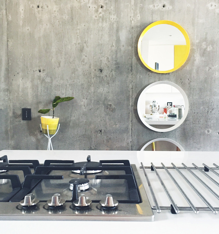 Nomada Design Studio Kitchen