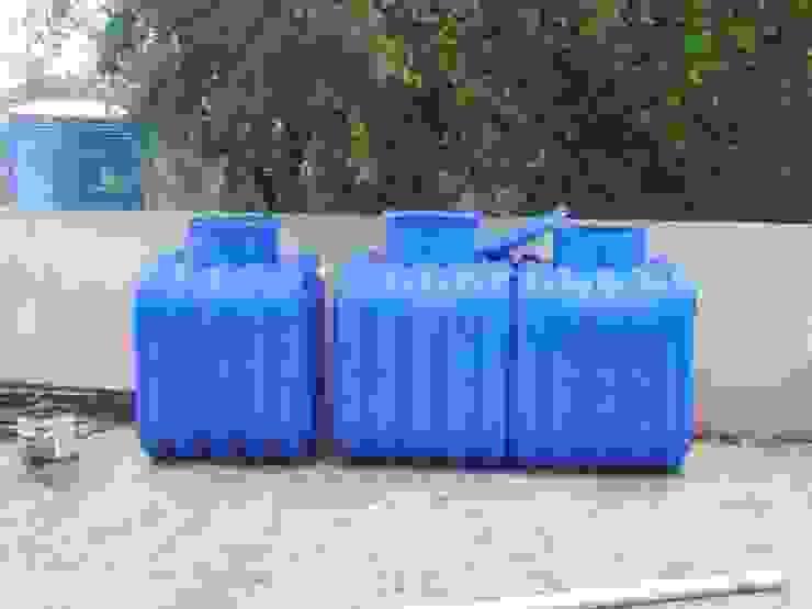 Microplantas Tratamiento Agua Residuales Baños rústicos de Innovaciones Ecologicas Rústico