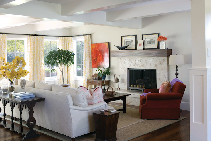 Renovation Remodel by Andrea Schumacher Interiors Classic