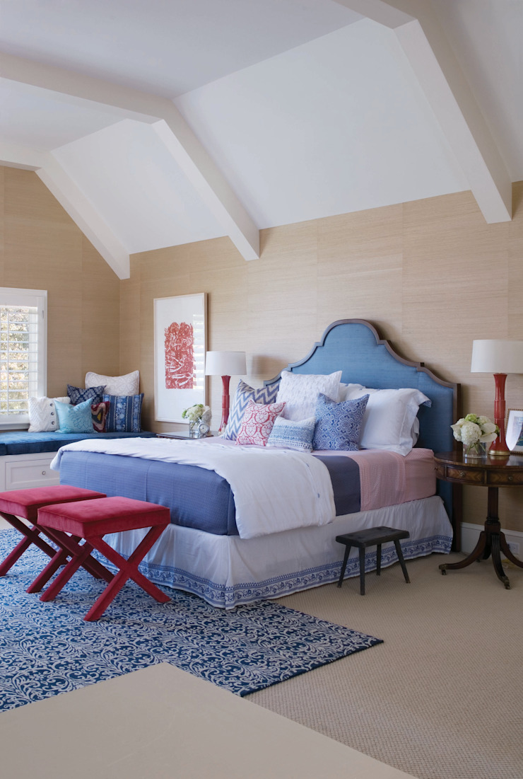 Renovation Remodel Classic style bedroom by Andrea Schumacher Interiors Classic