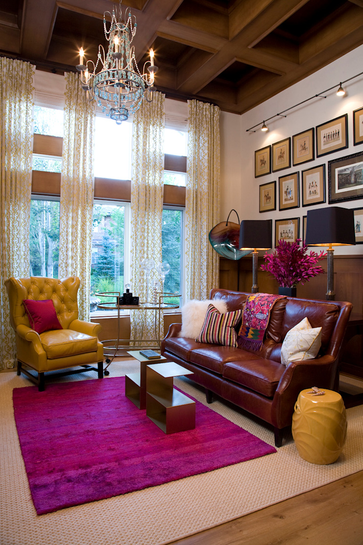 Greenwood Village Home by Andrea Schumacher Interiors Classic
