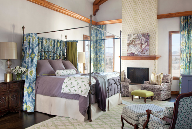 Bedroom by Andrea Schumacher Interiors, Classic