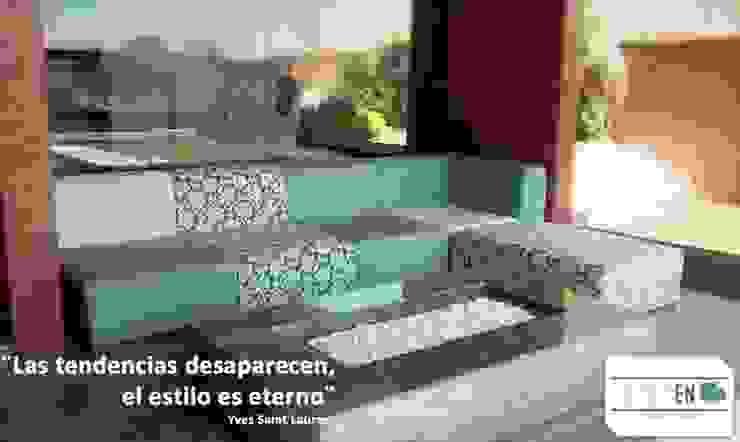 par Estilo en muebles Moderne