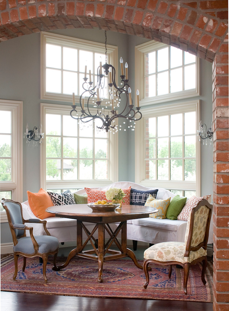 Home of the Year Classic style dining room by Andrea Schumacher Interiors Classic