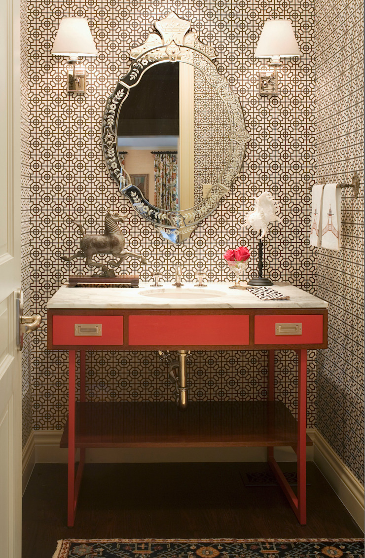 Home of the Year Classic style bathroom by Andrea Schumacher Interiors Classic