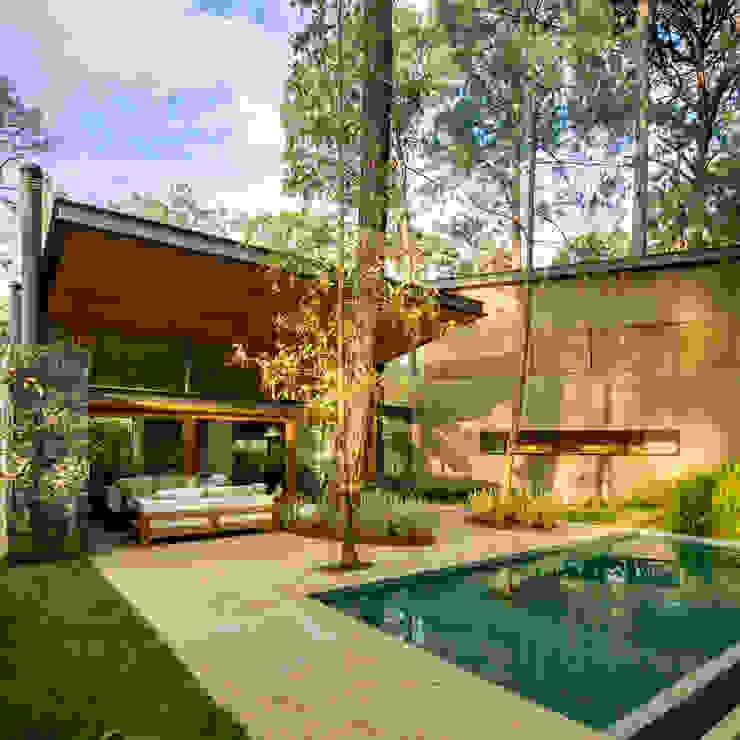Weber Arquitectos Skandinavische Häuser
