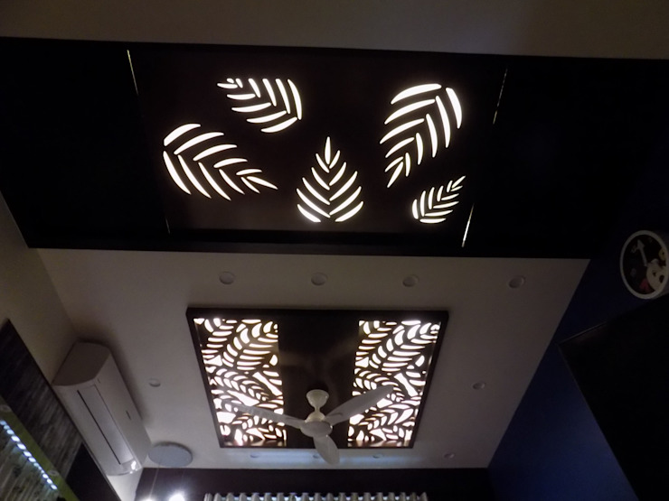 FALSE CEILING: asian  by Hinal Dave,Asian