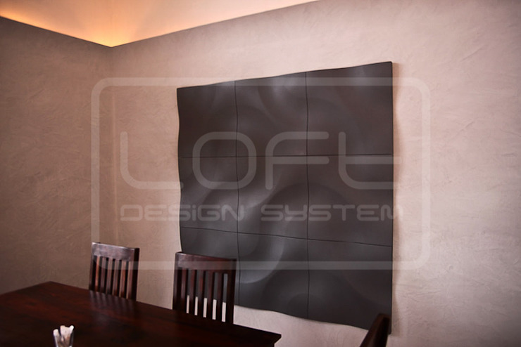 Walls & flooring by Loft Design System Deutschland - Wandpaneele aus Bayern,