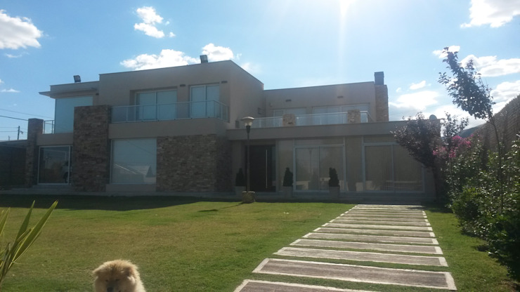 MABEL ABASOLO ARQUITECTURA Modern houses