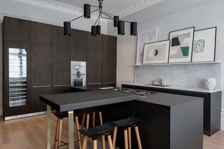 Kitchen - Belsize Park Modern Kitchen by Roselind Wilson Design Modern