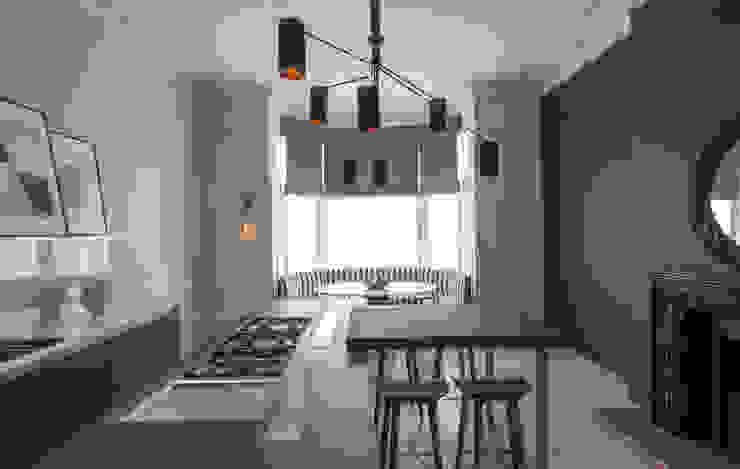 Kitchen - Belsize Park Roselind Wilson Design Cocinas de estilo moderno