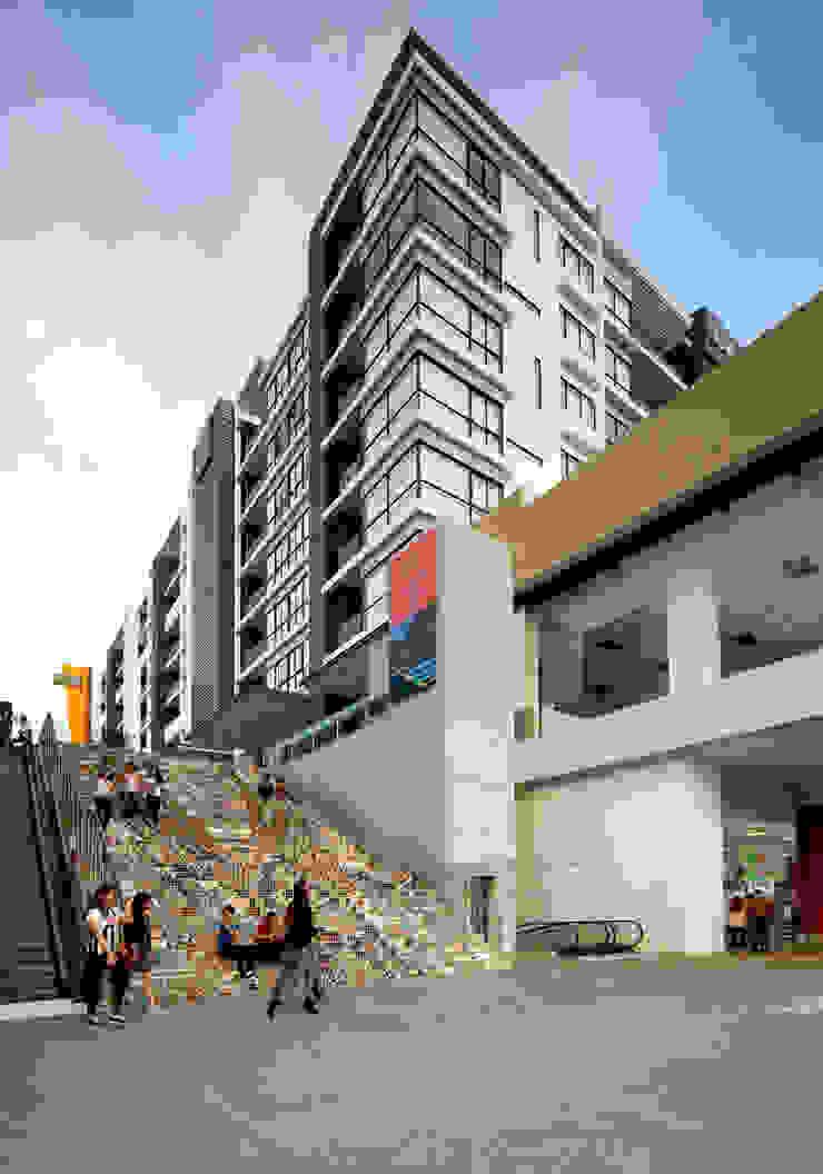 Gran Ciudad Nuevo Sur Casas modernas de Grow Arquitectos Moderno