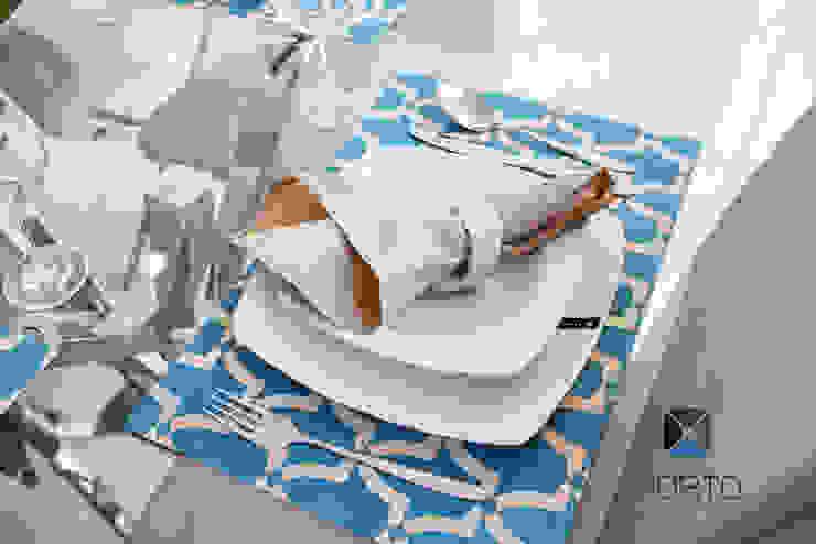 PROYECTO NN23 Comedores modernos de PORTO Arquitectura + Diseño de Interiores Moderno