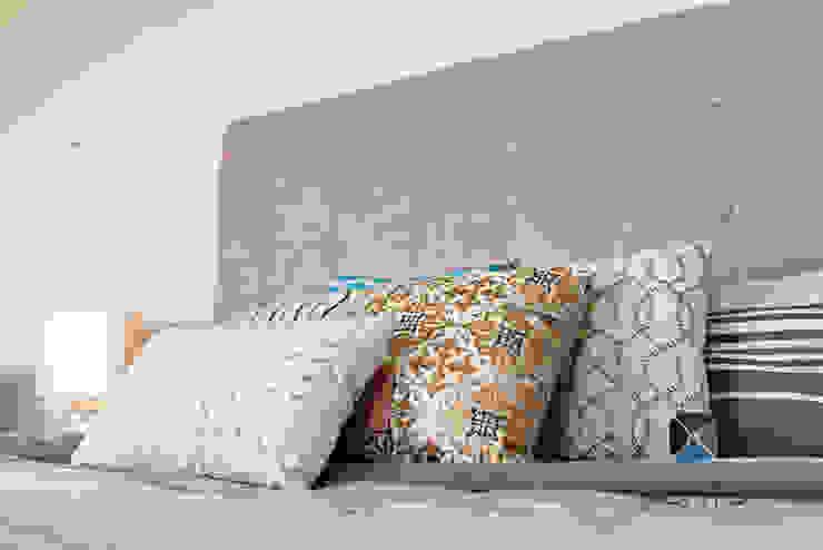 PROYECTO NN23 Dormitorios modernos de PORTO Arquitectura + Diseño de Interiores Moderno
