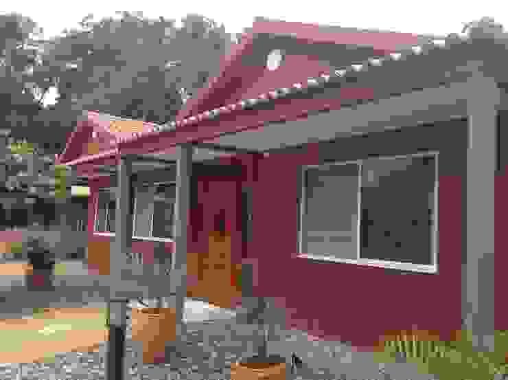 Casa Patricia R.: Casas de estilo  por ARQUITECTOnico, Moderno