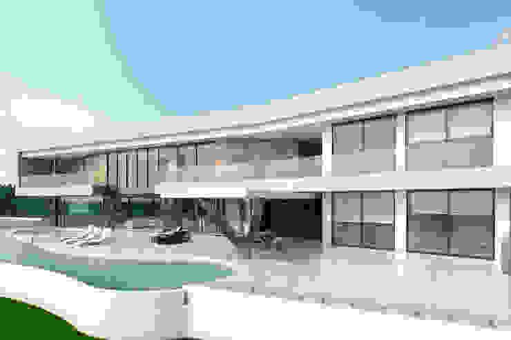 Moderne Häuser von Area5 arquitectura SAS Modern Beton
