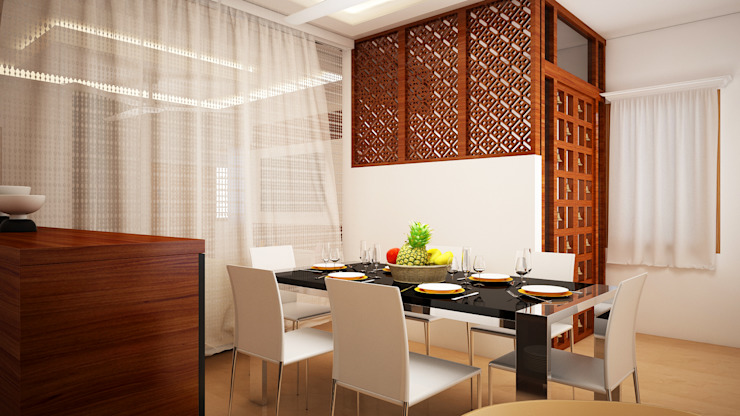 Dining Area by Ghar360
