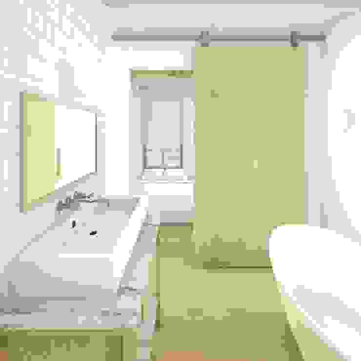 Industrial style bathroom by De Nieuwe Context Industrial