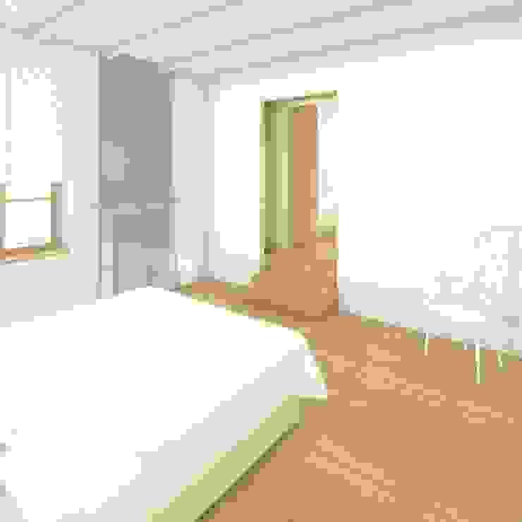 Industrial style bedroom by De Nieuwe Context Industrial