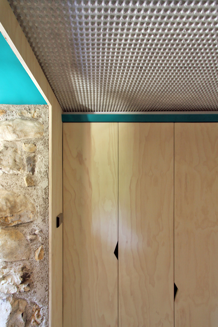 Eclectic style walls & floors by sandra marchesi architetto Eclectic