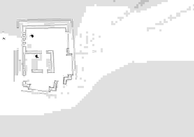 Piccolo Rifugio Privato in Collina di sandra marchesi architetto Eclettico