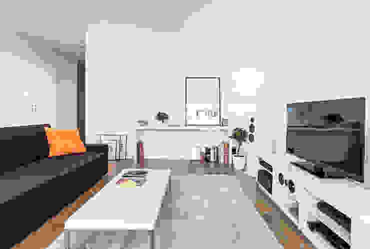 غرفة المعيشة تنفيذ Perfect Space,