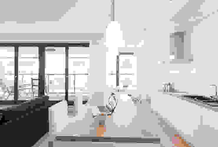 مطبخ تنفيذ Perfect Space,