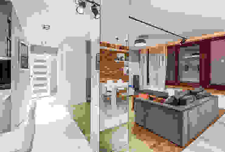 Salas de estilo moderno de Perfect Space Moderno