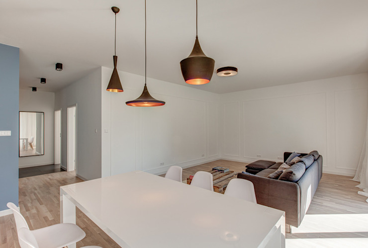 غرفة السفرة تنفيذ Perfect Space , كلاسيكي