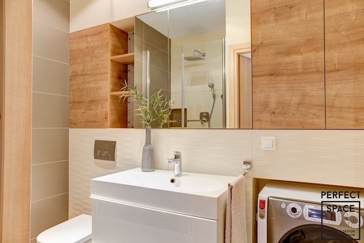 Salle de bain moderne par Perfect Space Moderne