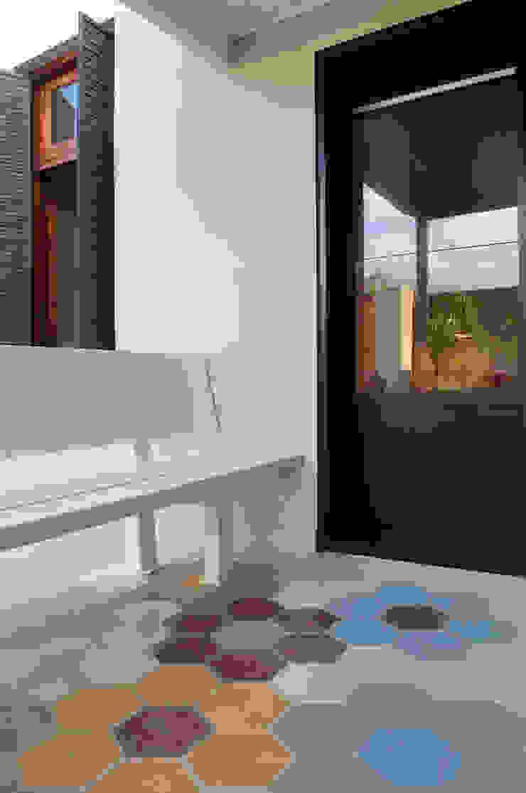 Paula Herrero | Arquitectura Balkon, Beranda & Teras Modern