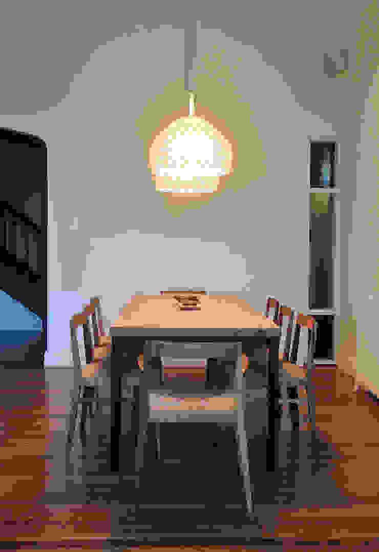 Paula Herrero | Arquitectura Ruang Makan Modern