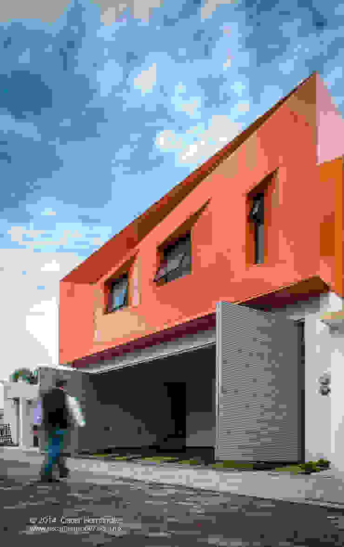 CASA C+G / PLASTIK ARQUITECTOS de Oscar Hernández - Fotografía de Arquitectura