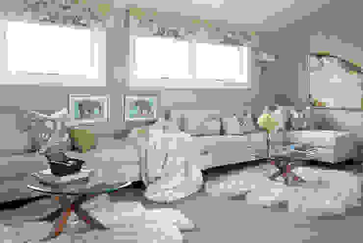 Elegant Modern and Timeless Andrea Schumacher Interiors Media room
