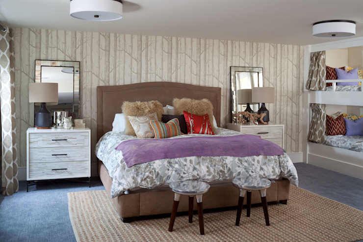 Elegant Modern and Timeless Andrea Schumacher Interiors Classic style bedroom