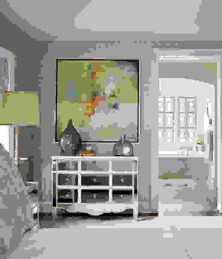 Ausgefallene Schlafzimmer von Andrea Schumacher Interiors Ausgefallen