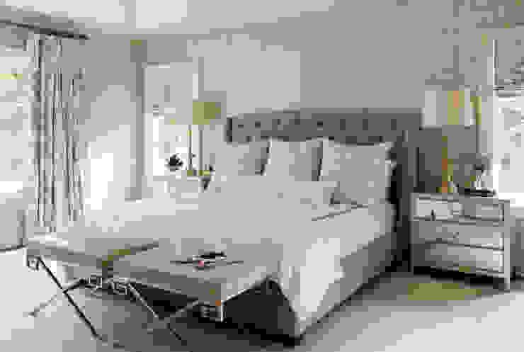 Dormitorios de estilo ecléctico de Andrea Schumacher Interiors Ecléctico