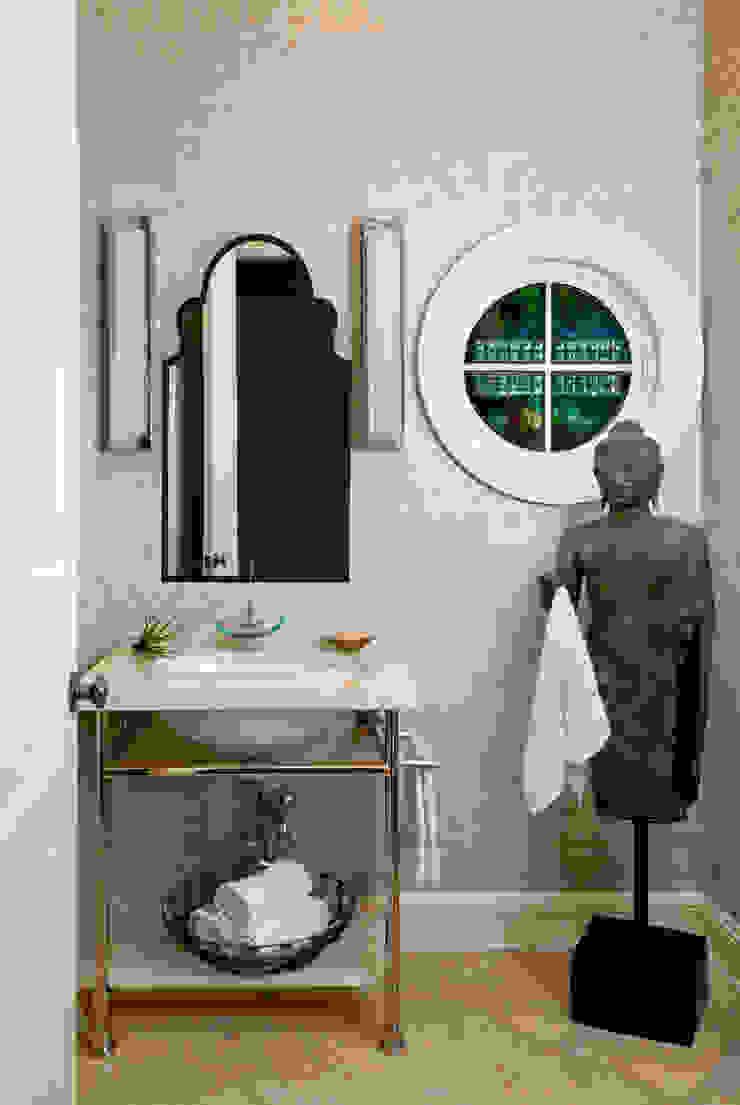 Ausgefallene Badezimmer von Andrea Schumacher Interiors Ausgefallen