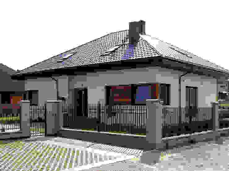 Nhà theo Pracownia Projektowa ARCHIPELAG,